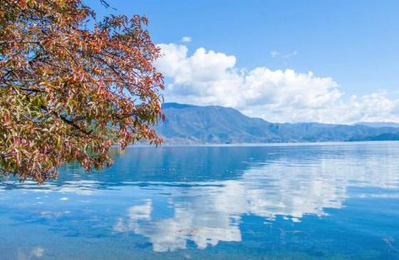 高清图丨有一种美 是念念不忘的泸沽湖