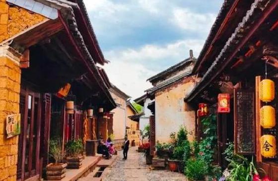 高清图丨大理沙溪古镇:藏于群山之间的历史遗珠