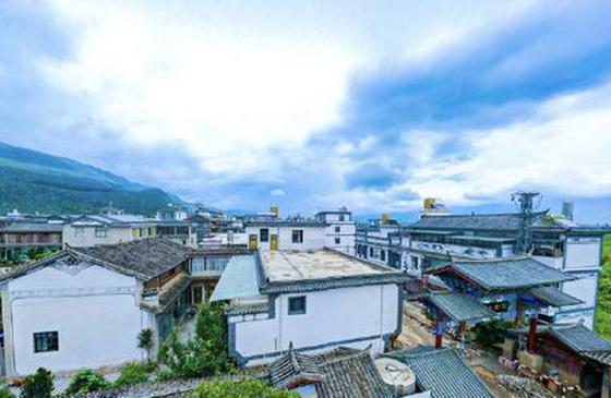 高清图丨大理新华银器小镇 景区全景VR拍摄