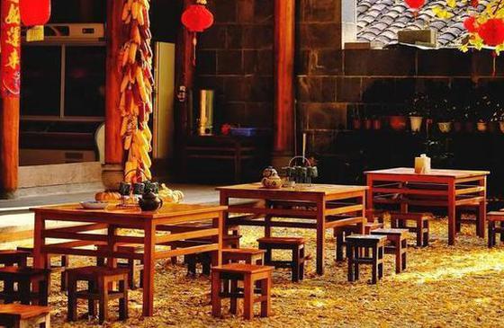 高清圖丨騰沖銀杏村:驚艷了整個秋天的銀杏