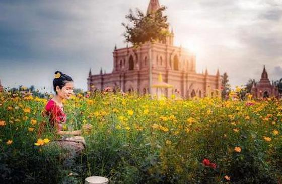 高清圖丨魅力德宏:一片被神眷戀的土地