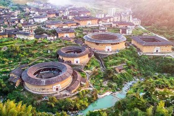 高清图丨国内10个千年古镇 绝美春色洗涤你的眼