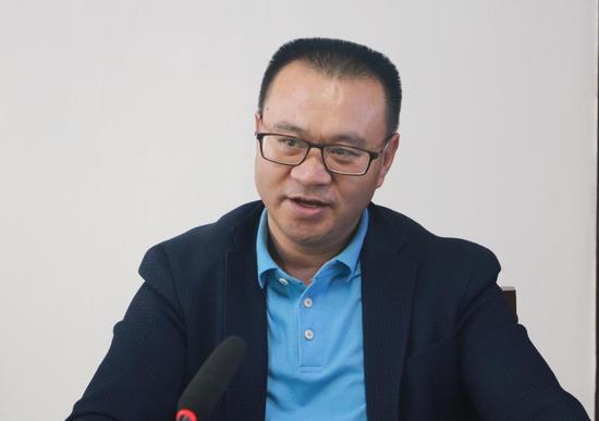 天则控股董事局主席冯全平