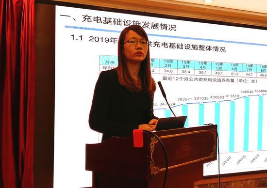 中国汽车技术研究中心首席专家王芳博士