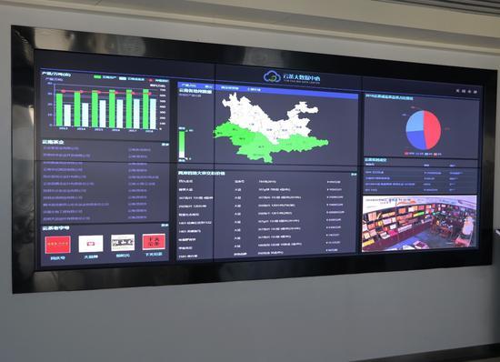 开启数字云茶时代!云茶大数据中心与天则链平台启动