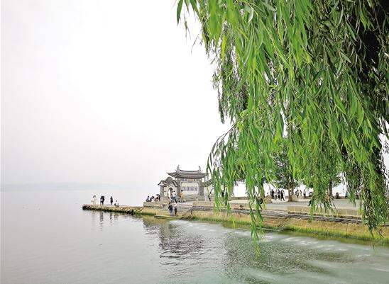 洱海生态廊道