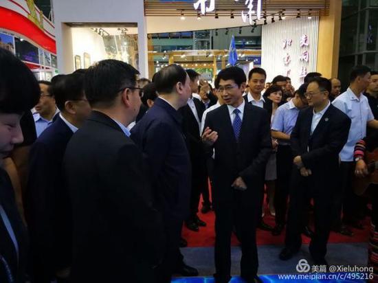 图片来源:云南省政府驻深圳办事处