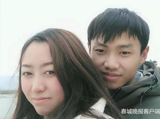 皇文瑞与姐姐皇云蓉