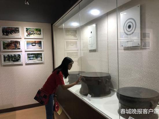 考古系学生陆泽敏