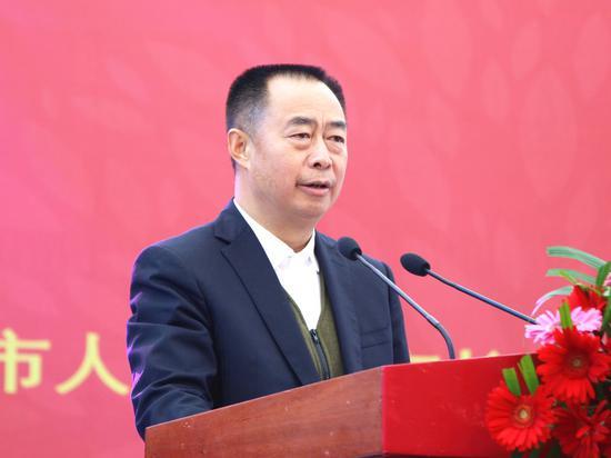 临沧市人民政府市长张之政致辞