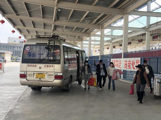 保山隆阳:恢复运营6乡镇19条客运班线