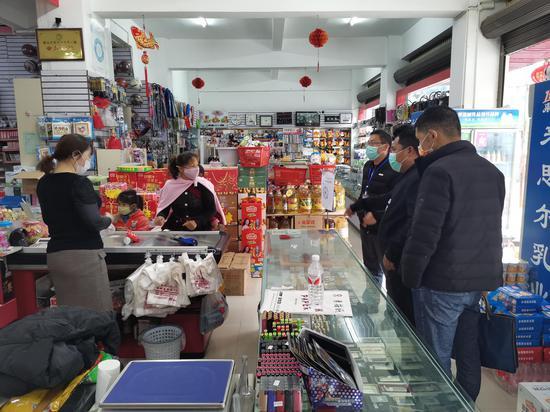 云南保山龙陵:精心部署 市场科学有序复工复产