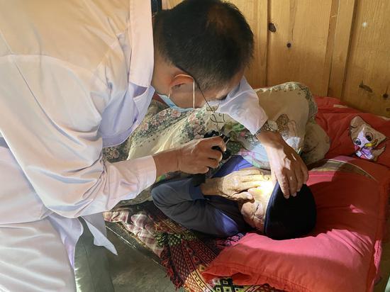 镇沅:大病集中救治不让一个贫困群众因病因残掉队