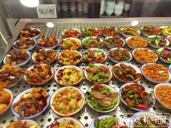 昆明快餐市场:洋快餐PK中式快餐 上班族最爱什么?