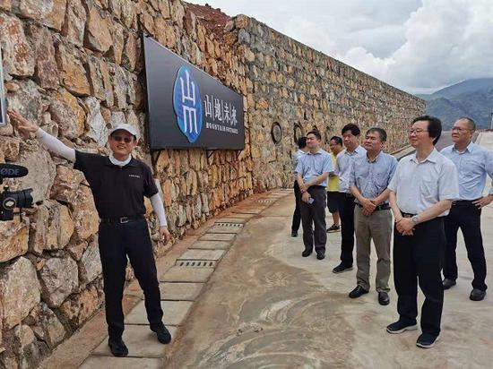 唐华俊一行访问红河山地未来创新中心调研干热河谷生态保护工