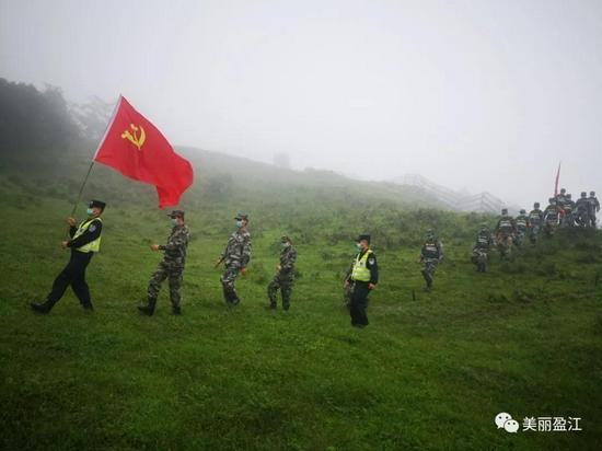 盈江:在抗击疫情实践中铸牢中华民族共同体意识