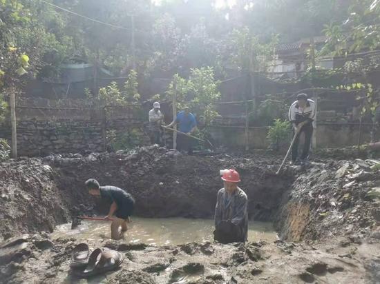 凤庆县雪山镇:建设美丽家园有新举措