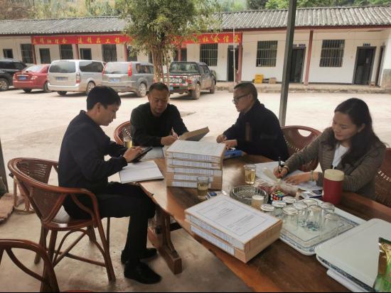 镇沅交通运输局开展2021年第一轮保障 农民工工资支付督查工作