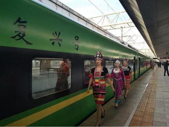中国铁路昆明局集团 供图