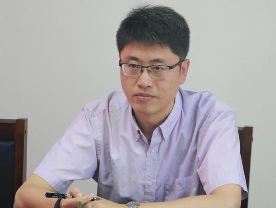 农总行乡村振兴金融部资深专员王晶