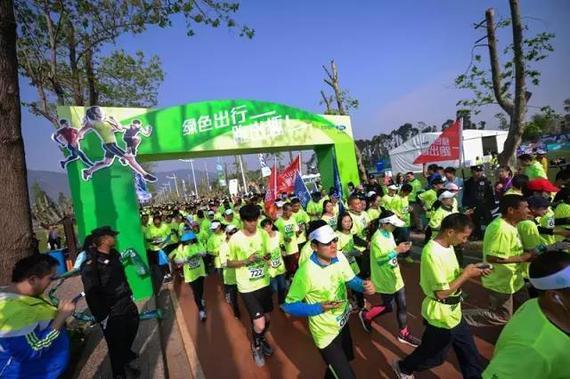 奔跑,不仅是一项运动,更是一种人生态度