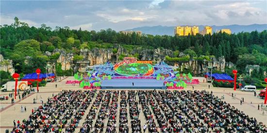 中国·宣威(2019)火腿美食文化旅游节开幕!