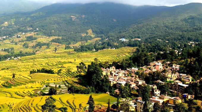 云南元阳:文化与自然融合的绝美画卷