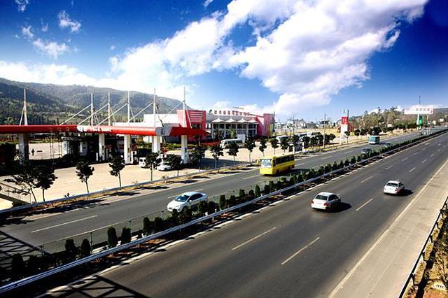 云南省高速公路服务区下月全新亮相