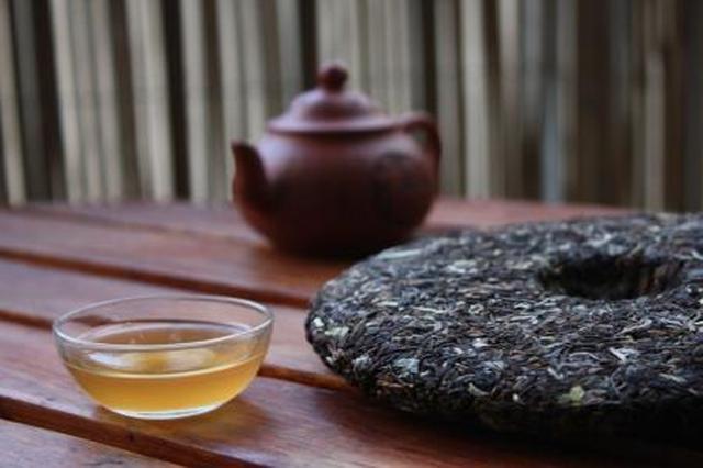 """【视频】云南""""普洱茶""""品牌价值再居全国""""十强""""之首"""