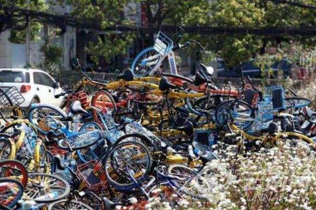 昆明话题热评:共享单车不能只投不管
