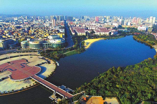 云南玉溪四县被命名为省级卫生县城