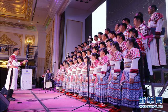 视频丨云南故事:歌唱的村庄 从田间地头唱出国门