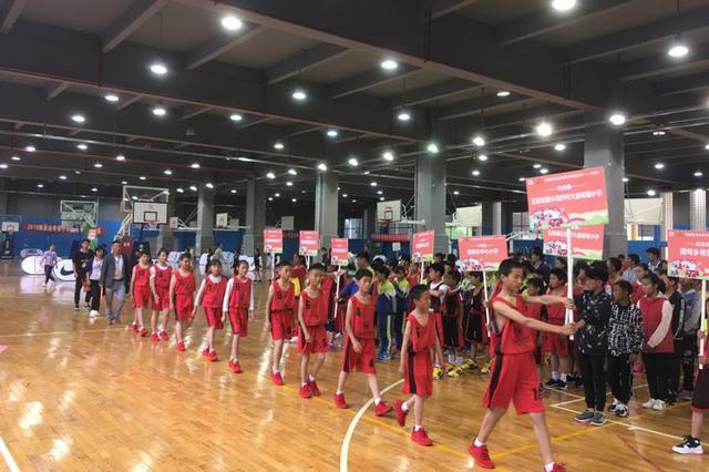 2018姚基金希望小学篮球季省级联赛云南赛区揭幕