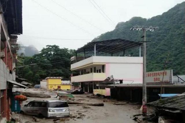 5月下旬以来云南出现3次强降水 造成18县(市)洪涝
