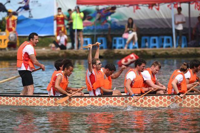 旅游丨第五届亚洲龙舟锦标赛7月大理开赛