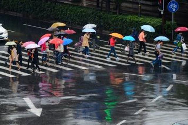 端午小长假 昆明主城区有阵雨