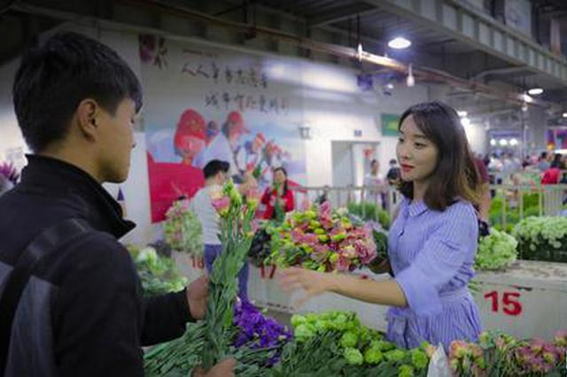 """用鲜花为云南代言的""""花房姑娘""""王黎媛"""