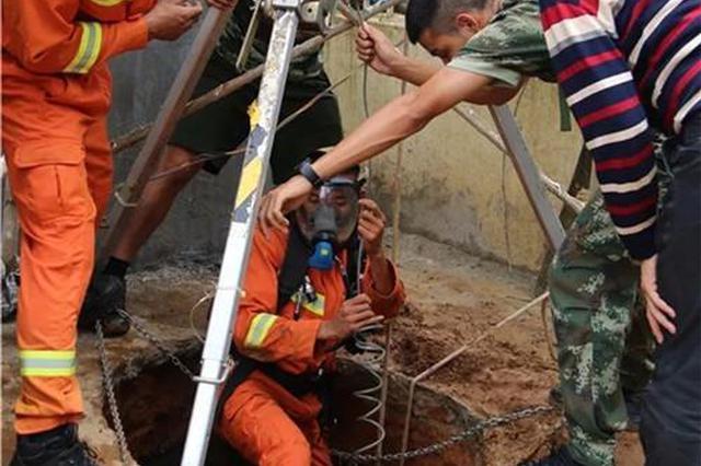 西双版纳勐海村民自行挖井被困窒息 2人遇难2人受伤