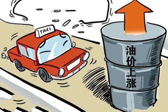 @车友们 8月6日24时起加满50升油箱上涨2.5元
