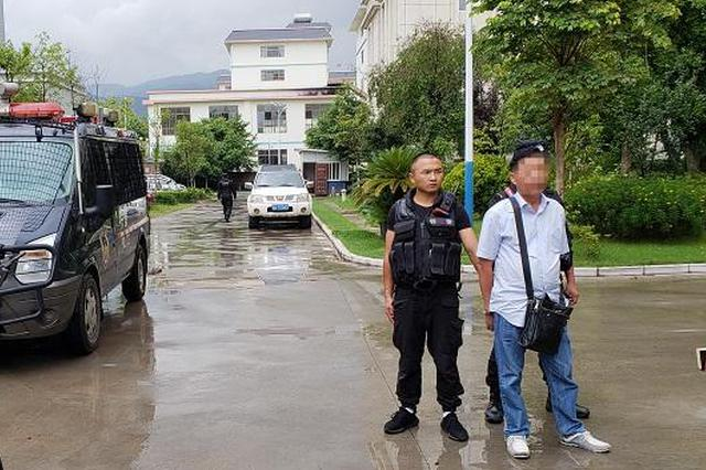 66岁老赖欠薪187万元跑路 从广西跑到云南终被抓