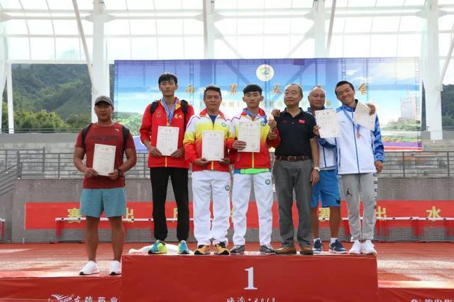 云南省运会田径项目临沧代表团勇夺2金3铜