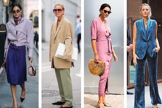 低色调穿衣法 拥有《延禧攻略》同款高级感