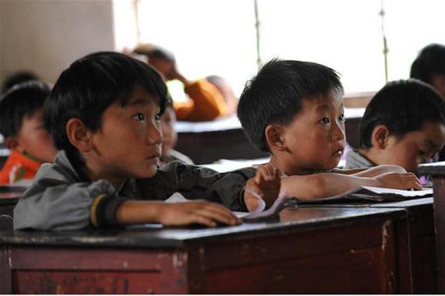 组图丨七年影像对比:云南禄劝汤郎箐小学的变迁