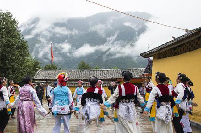 旅游|香格里拉金江镇:挖掘资源优势 开发红色旅游