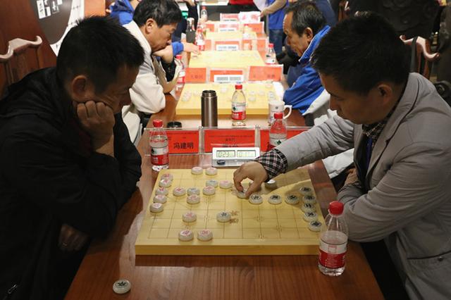 全国象棋业余棋王赛云南赛区总决赛在保山永子棋院开赛
