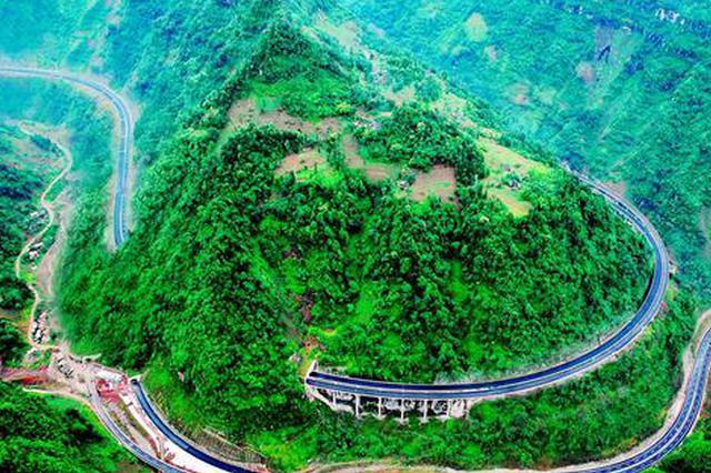 从45公里到5086公里 高速公路串起大美云南