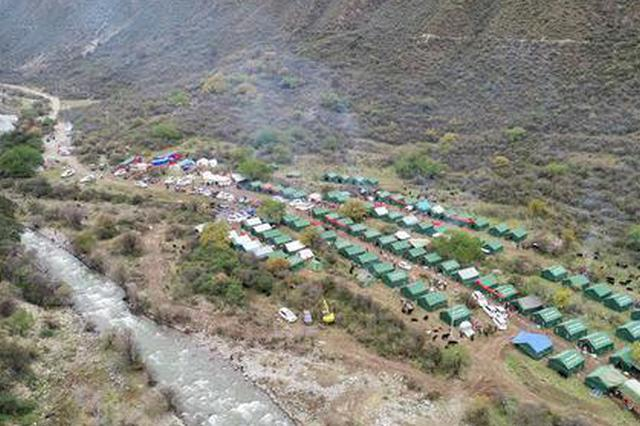 金沙江堰塞湖抢险救灾纪实:洪峰过境,我们安全了