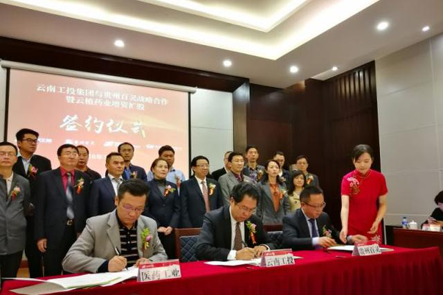 云植药业获增资7.06亿!云南工投与贵州百灵强强联手