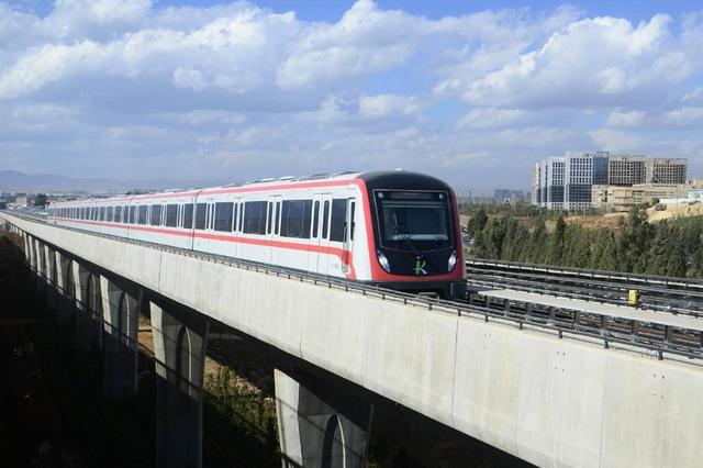《昆明市城市轨道交通管理条例》11月1日起实施