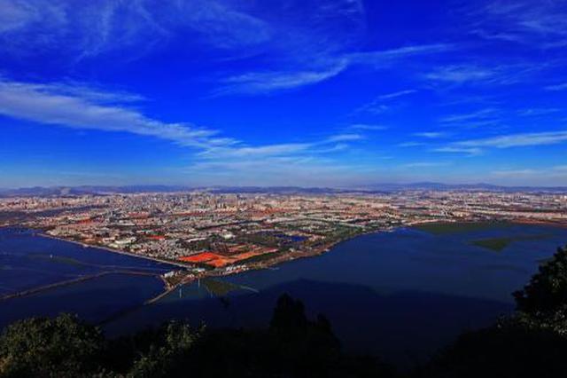 云南省昆明市即将申报联合国国际花园城市